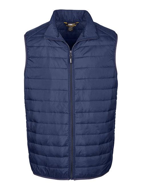 NAVY Men's Packable Puffer Vest