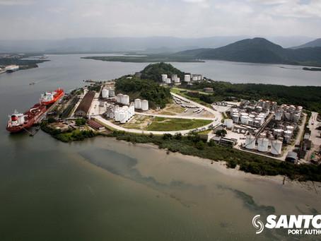 Port of Santos Update: SPA achieves reduced draft limitations for liquid bulk