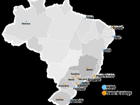 Parity import prices gasoline, diesel, jet fuel, LPG Brazilian market last publication 7th July 2020