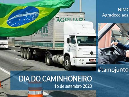 Dia do Caminhoneiro no Brasil - Truckers day in Brazil