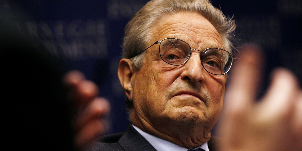 Villain are real and Soros is one of them