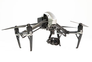 DJI Inspire 2 Drone | DJIX7 Camera | DL Lens Set