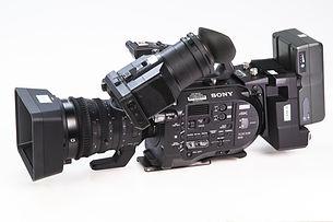 Sony PXW-FS7 XDCAM Super 35 Camera System | 4K Camera System