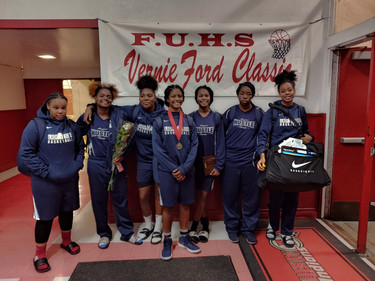 MAYFAIR HS - 2ND PLACE