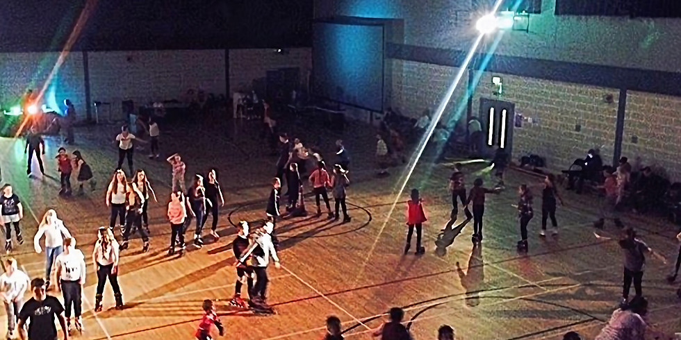 Wythenshawe Roller disco (1)