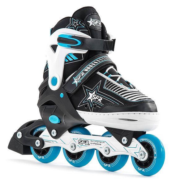 Boys sfr pulsar adjustable kids Roller Blades