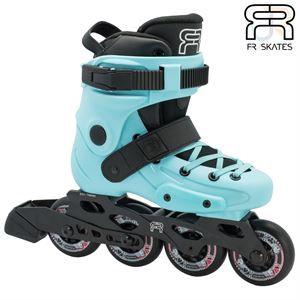 Fr blue kids adjustable skates