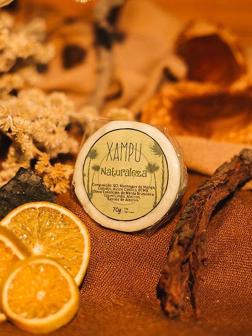 Xampu Sólido Naturaleza