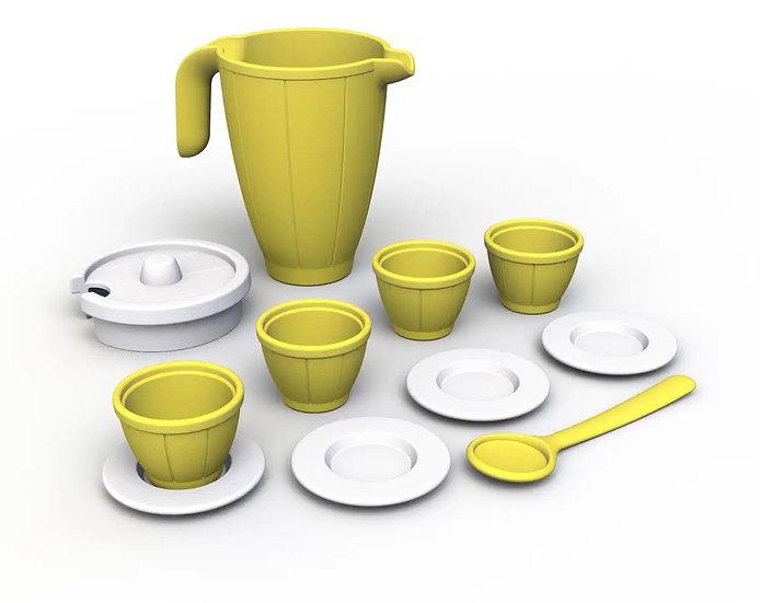 BeginAgain Lemonade Set - 4 Servings - Made in the USA!