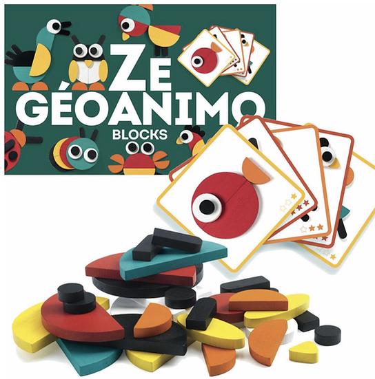 DJ06432 Ze GeoAnimo