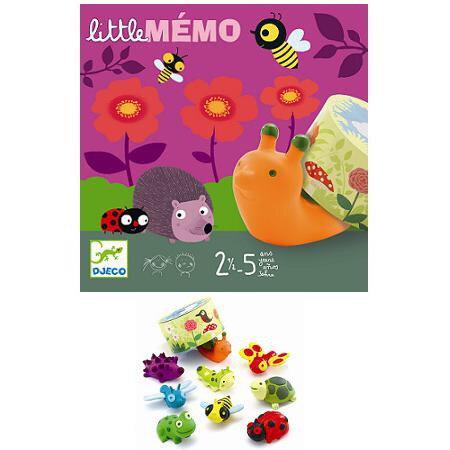 DJ08552 Little Memo Board Game