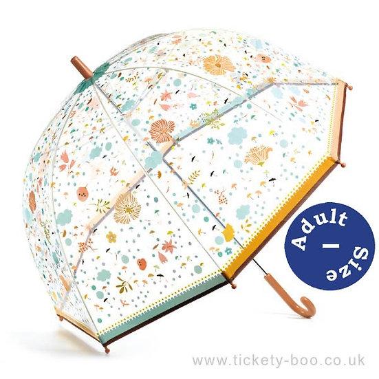 Djeco Adult Umbrella Little Flowers