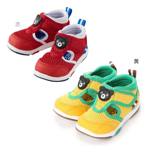 Mikihouse Double B Double Russel Mesh Summer Shoes