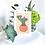Thumbnail: I'm the 1st set of Botanical Greeting Cards