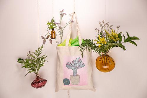 The Art Pot Botanical Summer Tote