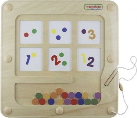 Early Mathematical Skills Training Board (Masterkidz ME13613)