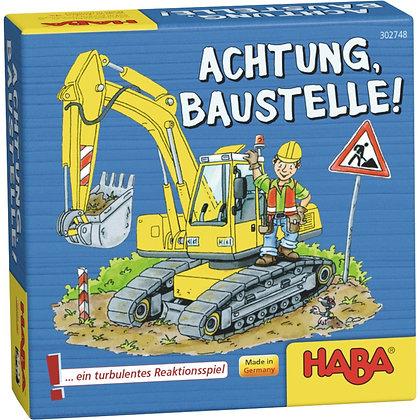 Caution, under construction! (Haba 302748) 5yrs+