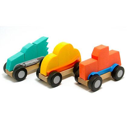ModMobiles - Set A  (Fat Brain Toys FA108)