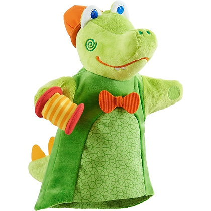 Musical Puppet Crocodile (Haba 303375)