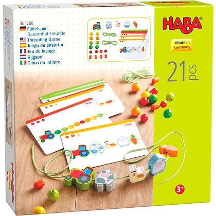 Threading Game Farm Friends(Haba305780)