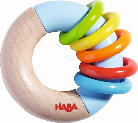 Clutching Toy Ring Around (Haba 302139)