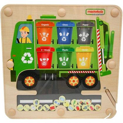 Material Sorting Recycling Truck (Masterkidz ME12456)