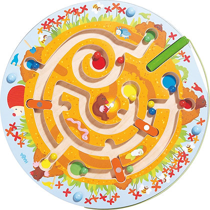 Magnetic Game Mole Maze (Haba 301476)