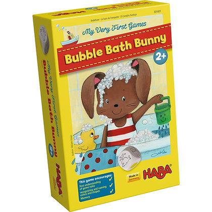 My Very First Games - Bubble Bath Bunny (Haba 301313) 2yrs+
