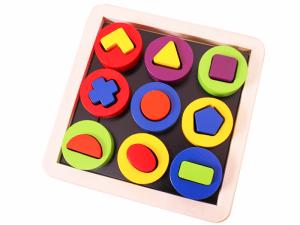Shape Matching Board (95329)