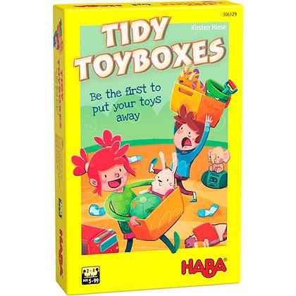 Tidy Toyboxes (Haba 306129)
