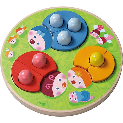 Arranging Game Lady Bug (Haba 301639) 1.5yrs+