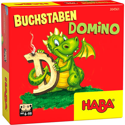 Letter Dominoes (Haba 304561) 6yrs+