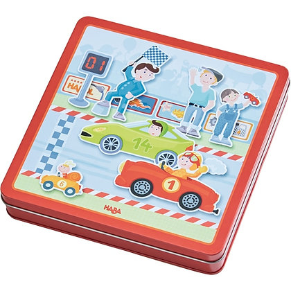 Magnetic game box Zippy Cars (Haba 301948)