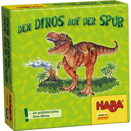 On the Hunt for Dinos (Haba 7591) 5yrs+