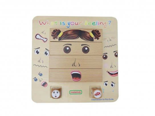 Emotions Learning Game Board (Masterkidz MK15211) 2yrs+