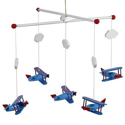 Aeroplane Mobile  (Orange Tree Toys)