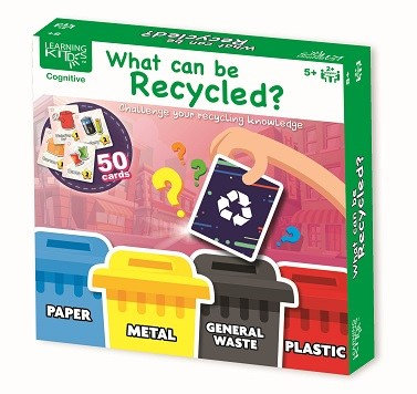 What can be Recycled  (5yrs+)
