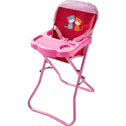Doll's High Chair Flower Meadow (Haba 304107)