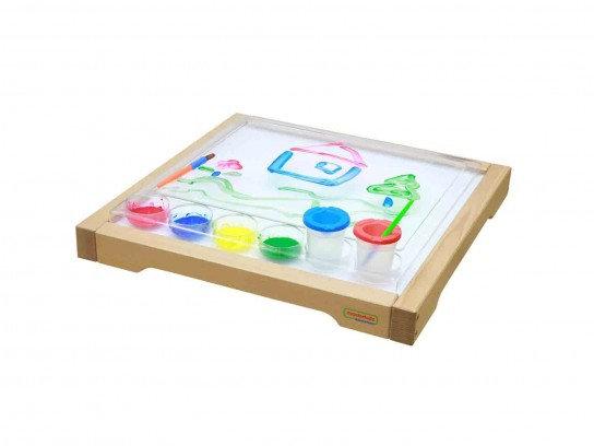 Square LED Box( Colour Changing ) (Masterkidz ME07452)