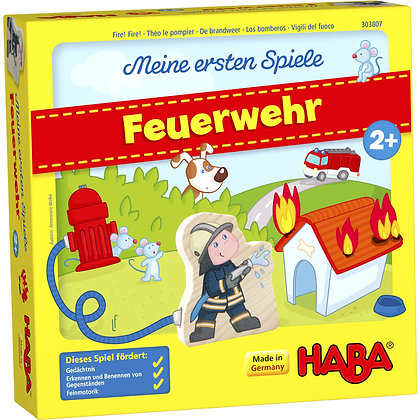 My Very First Games – Fire! Fire! (Haba 303807) 2yrs+