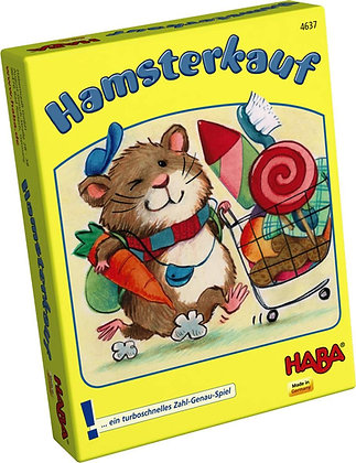 Hamster Purchase (Haba 4637) 8yrs+