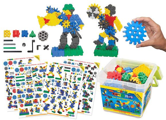 Gearphun Fun and Games Set (Morphun 40400) 4yrs+