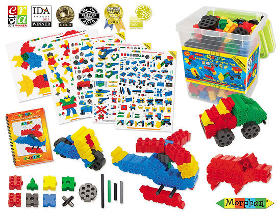 Creative Constructor Set (Morphun 25300) 4yrs+