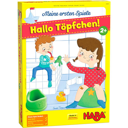 My Very First Games – I Need to Potty (Haba 305485) 2yrs+