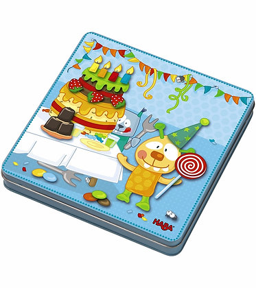 Magnetic Game Mini Monsters (Haba 301182) 3yrs+