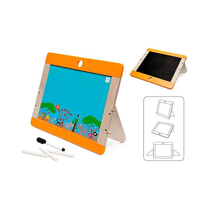 2-Sided Black And Whiteboard Safari (Scratch 6181068)
