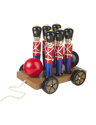 Soldier Skittles On Wheels (Orange Tree Toys)