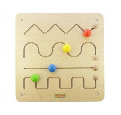 Wall Element - Motor Skills Training Board (Masterkidz ME03713)