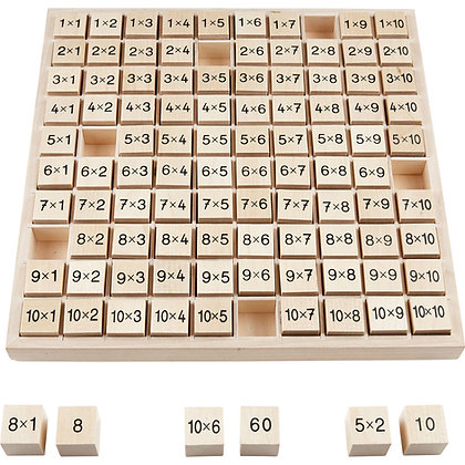 Multiplication Table (Haba Education 378429)