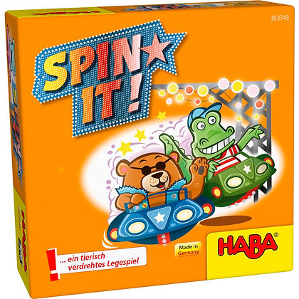 Spin it! (Haba 303743) 5yrs+